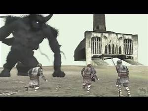 Shadow of the Colossus - Dormin and soldiers outside - YouTube