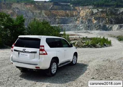 toyota introduced   land cruiser prado