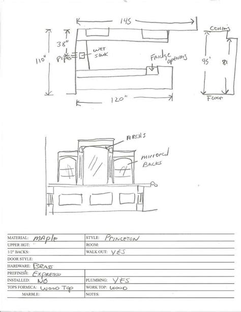 Home Bar Measurements by Design Exles 183 Home Bars