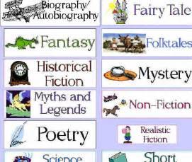 Literature Genre Examples