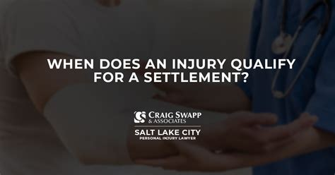 injury qualify   settlement click