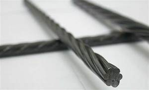 Galvanized Steel Pc Strand For Prestressed Concrete