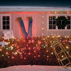 christmas yard ideas  pinterest  pins