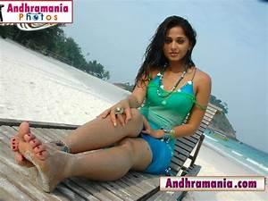 GK: anushka stills from rendu movie
