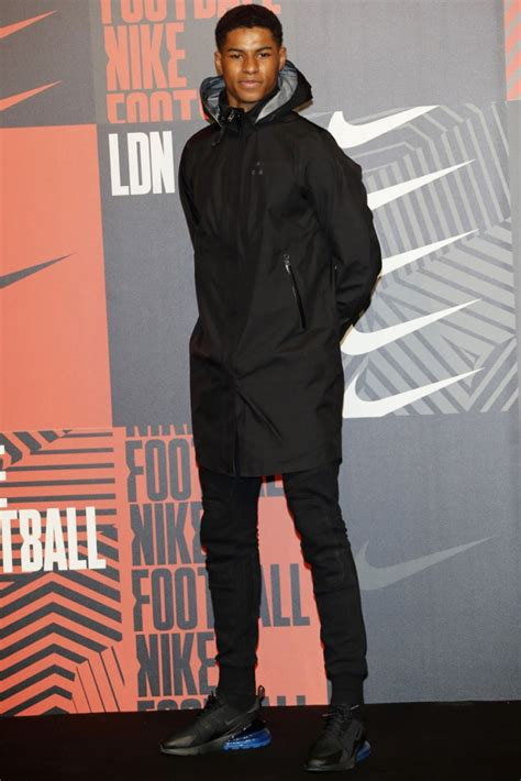 The official facebook page of marcus rashford, manchester united and england footballer. 10 best-dressed footballers at the Nike Mercurial Launch ...
