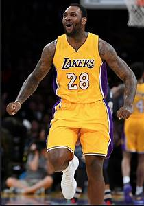 Why Lakers Tarik Black Is Confident About Remaining On Team Inside The Lakers