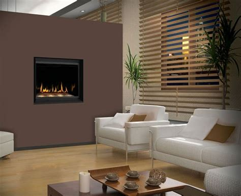 double sided fireplace insert  custom fireplace quality
