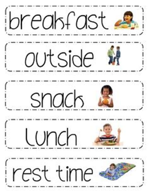 preschool classroom schedule images preschool