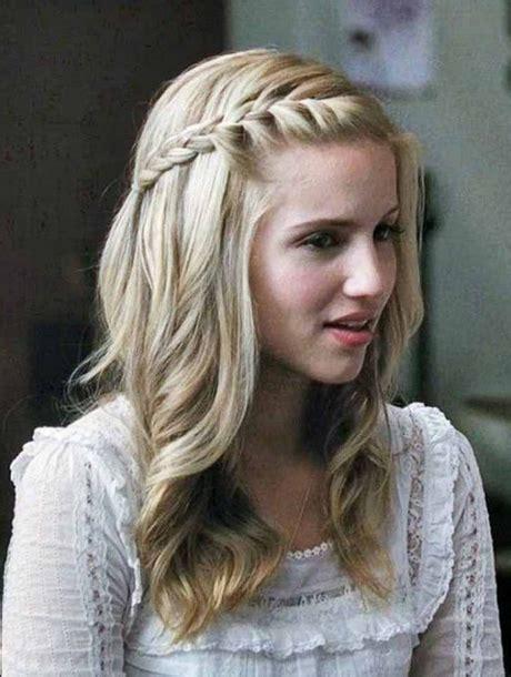 cute  hairstyles  medium length hair