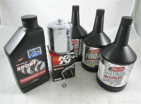 Harley-davidson Sportster V-twin Red Line Performance Oil