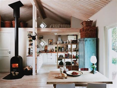 Swedish Cottage Interior Design