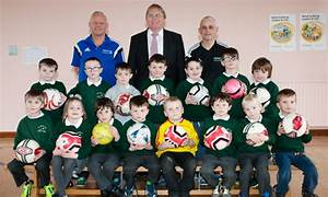 Five hundred children enjoy after schools football | Ards ...