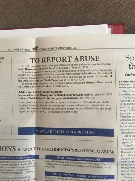 70 Years Reviewed 64 'substantiated Cases Of Sex Abuse