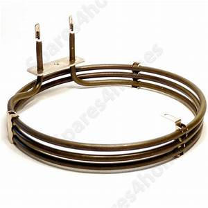 Ariston Indesit Fan Oven Element C00156947 2500w 3 Turn