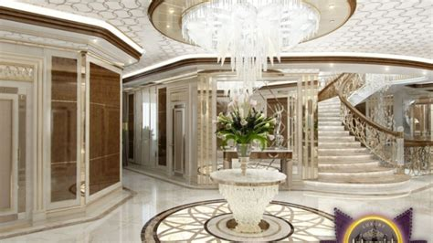 Bespoke Villa Interior Design In Dubai By Luxury