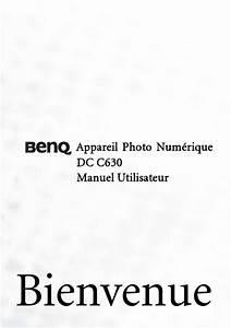 Notice Benq C630