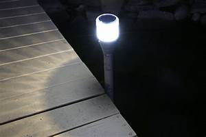 solar lights for dock posts solar lights blackhydraarmouries With outdoor solar lights for docks