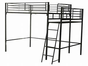 Hauteur Lit Mezzanine : lits mezzanine prenez de la hauteur elle d coration ~ Premium-room.com Idées de Décoration