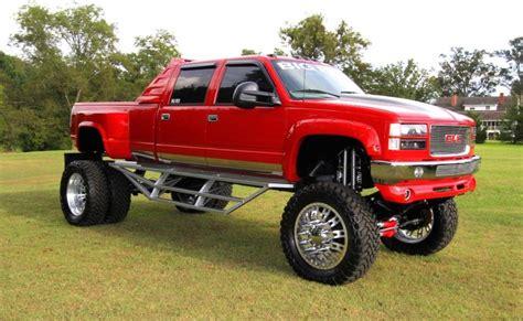 gmc sierra  monster truck  sale