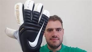 Análise Luva Nike Sgt 2008 (Ochoa) Unboxing Goalkeeper ...