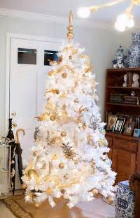 on christmas how to decorate a white christmas tree next christmas