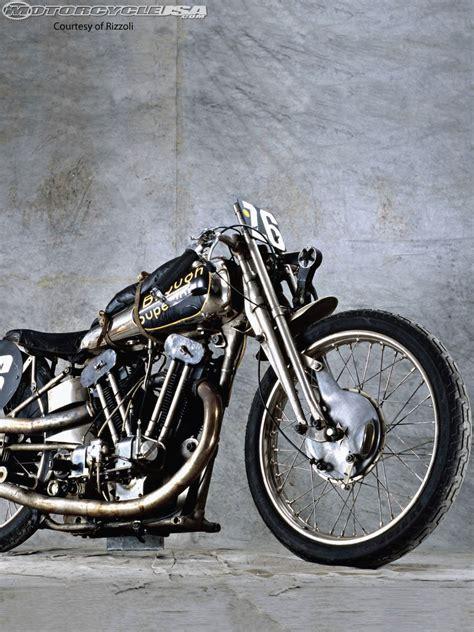 vintage brough superior motorcycle