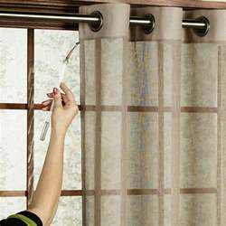 Patio Door Curtains Grommet Top by Patio Door Coverings On Pinterest Patio Door Blinds