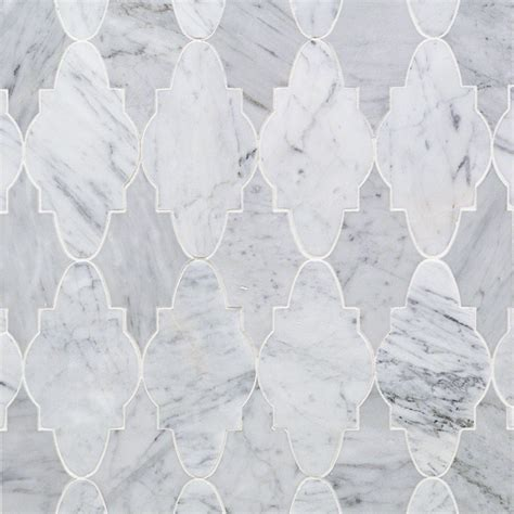 tile and marble odeza arctic gray marble tile