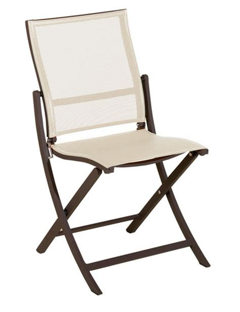 chaises privees chaise pliante haut de gamme lot de 2 chaises twig les