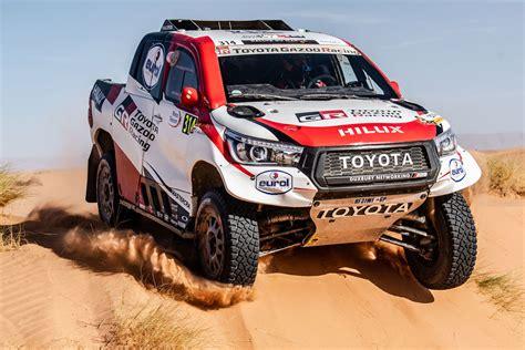 porsche dakar 2020 toyota gazoo racing revela duplas para o rally dakar 2020
