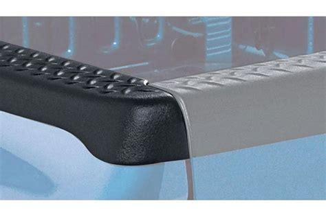bushwacker ultimate diamondback bedrail caps for ranger 29508 ebay