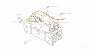 2009 Subaru Forester Engine Wiring Harness  Wiring Harness