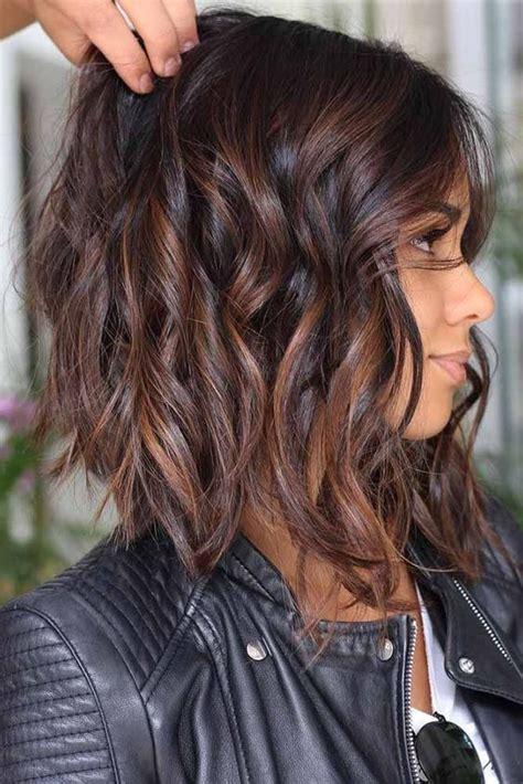 mittellange haare ombre 32 schnittideen und frisuren trendfrau 2019 frisuren halblange haare schulterlange haare