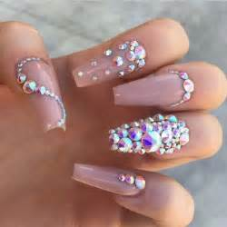 Best ideas about bling nails on