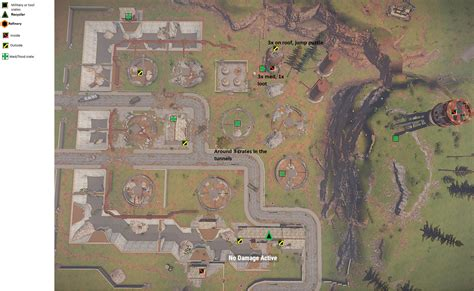 treatment water plant locations loot crate