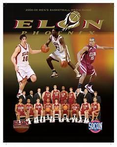 Elon Men's Basketball Media Guide 2008-2009 by Chris Rash ...