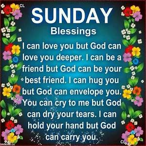 Sundays Blessings Quotes. QuotesGram
