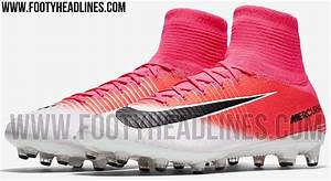 Pink Nike Mercurial Superfly 2017 Boots Released - Footy ...