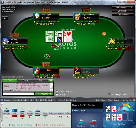 Tournament Indicator | Poker software | Pokerenergy