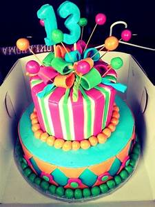 150 best Cakes - 13th Birthday images on Pinterest | About ...