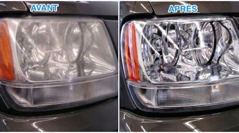nettoyer des si鑒es de voiture en tissus voici la nouvelle astuce pour nettoyer les phares de votre voiture