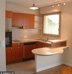 cuisine 4m2 ouverte top cuisine With modele de maison en l 16 cuisine 4m2 ouverte top cuisine