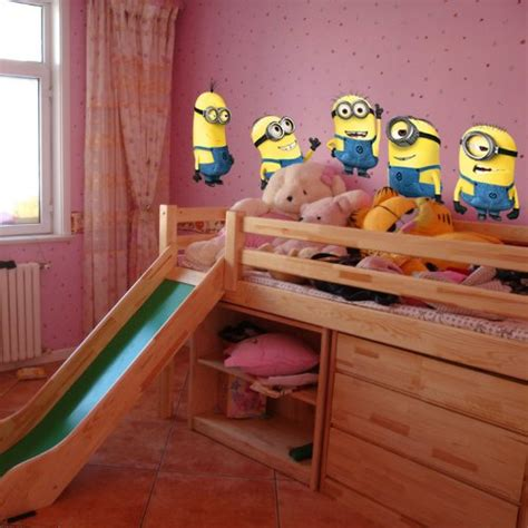Wandtattoo Kinderzimmer Minions by Wandsticker De Wandaufkleber Minions G 252 Nstige Preisen