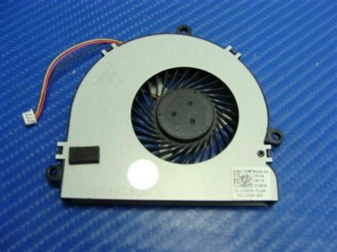 How to disassemble base & upgrade replace ram motherboard ssd hdd keyboard. Genuine Dell Inspiron 15-3537 Laptop CPU Cooling Fan 74X7K - 074x7k for sale online | eBay