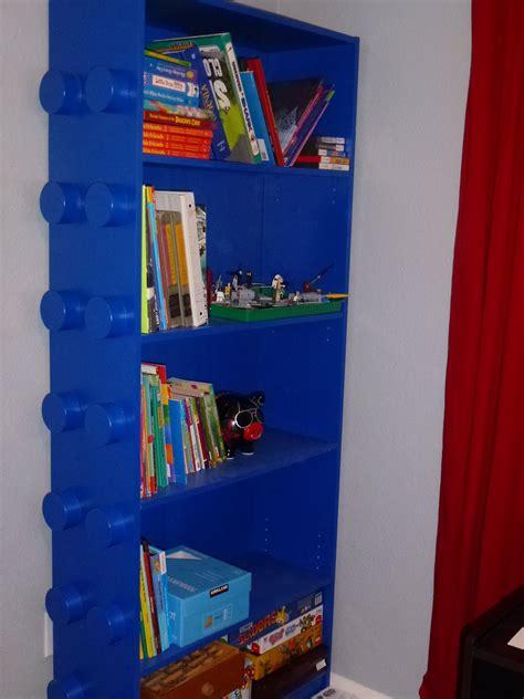 4daysgourmet The Longawaited Lego Bookshelf