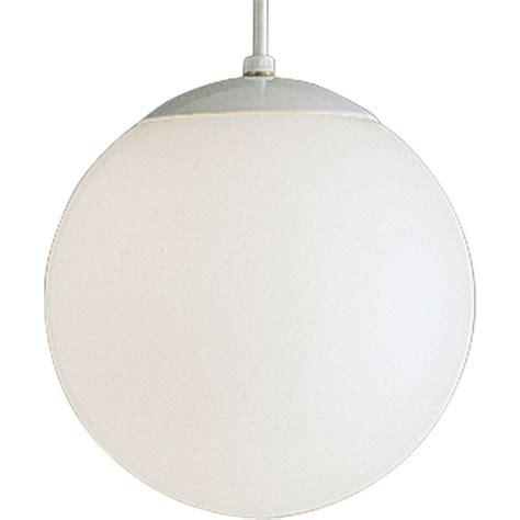 white globe pendant light sea gull lighting hanging globe 1 light white pendant 6022