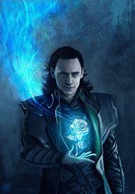 Thor and Loki Art