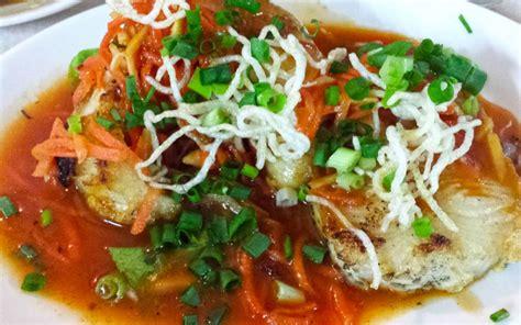 cuisiner le merou recette poisson aigre doux