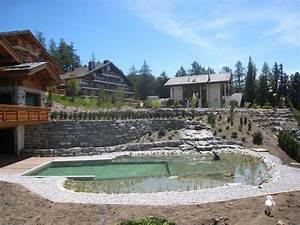 Construction Piscine Naturelle : constructeur piscine cologique en suisse ~ Melissatoandfro.com Idées de Décoration