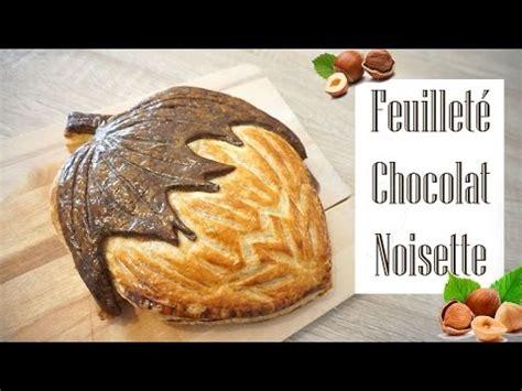 chaine cuisine feuilleté chocolat noisette collaboration avec la chaine
